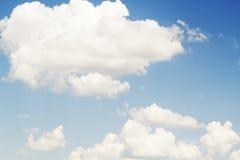 Abbildung des blauen Himmels Lizenzfreies Stockfoto