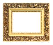 Abbildung des goldenen Weinlesekunstfeldes Lizenzfreies Stockfoto