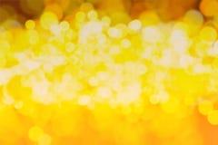 Abbildung des Goldweihnachten background Lizenzfreie Stockbilder