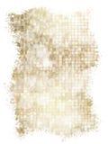 Abbildung des Goldweihnachten background ENV 10 Lizenzfreies Stockbild