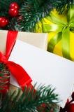Abbildung des Vektor eps10 Weihnachtsgeschenk Lizenzfreie Stockfotos
