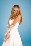 Abbildung einer Braut Stockbild