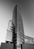 Abbildung eines Bürohauses Lizenzfreies Stockbild