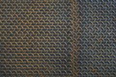 Abbildung eines Metallhintergrundes Lizenzfreies Stockbild