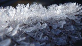 Abbildung eingelassene Antarktik auf dem Eisregal lizenzfreie stockfotografie