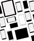 Abbildung für Auslegung auf weißem Hintergrund Lizenzfreie Stockfotografie