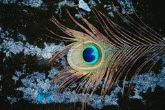 Abbildung handgemalt mit Aquarell Stockfotos