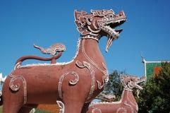 Abbildung Löwe lizenzfreie stockfotografie