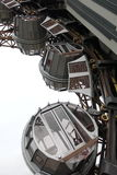 Abbildung 8-Riesenrad, Studio-Stadt, Macau Stockfotografie