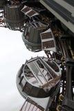 Abbildung 8-Riesenrad, Studio-Stadt, Macau Stockfotos