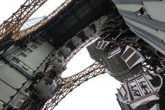 Abbildung 8-Riesenrad, Studio-Stadt, Macau Lizenzfreie Stockfotografie