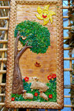 Abbildung San-Biago Stadtostern Lizenzfreie Stockbilder