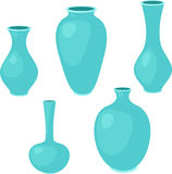 Abbildung-Vase Lizenzfreie Stockfotografie