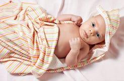 Abbildung vom neugeborenen Stockfotos