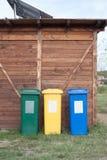 Abbildung von bereiten Stauräume auf Stockfoto