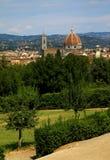 Abbildung von Florenz, Italien Lizenzfreie Stockfotografie