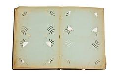 Abbildungalbum Stockbilder