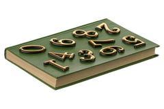 Abbildungen auf dem Buch Stockbild
