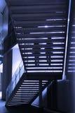 Abbildungen auf Treppen Lizenzfreies Stockfoto