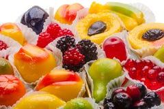 Abbildungen der Fruchtmarmelade Stockfotos