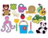 Abbildungen für Kinder Lizenzfreie Stockbilder