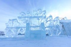 Abbildungen vom Eis Lizenzfreie Stockfotografie