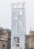 Abbildungen vom Eis Lizenzfreie Stockbilder