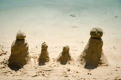 Abbildungen vom Sand Lizenzfreie Stockfotos