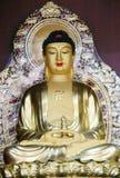 Abbildungen von Buddha in China Lizenzfreies Stockfoto
