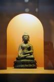 Abbildungen von Buddha (Kupfer) Lizenzfreies Stockfoto