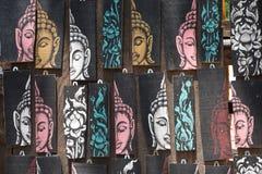 Abbildungen von budha lizenzfreies stockfoto