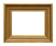 Abbildunggoldfeld Lizenzfreie Stockfotografie