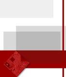 Abbildungplan stockbilder