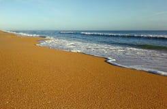 Abbondanza della spiaggia di estate fotografie stock libere da diritti