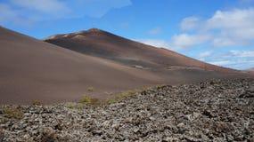 Abbondanza della terra delle rocce Immagine Stock