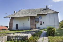 Abbot House histórico en Nowa Slupia, Polonia Foto de archivo libre de regalías
