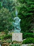 Abbot Olib Monument immagine stock