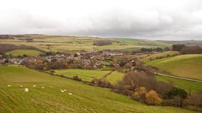 Abbotsbury Dorset Inghilterra Fotografia Stock