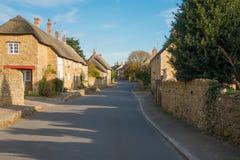 Abbotsbury Village Royalty Free Stock Images