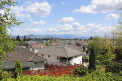Abbotsford, Columbia Británica Fotos de archivo