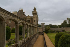 Abbotsford, the home of Sir Walter Scott Royalty Free Stock Photos