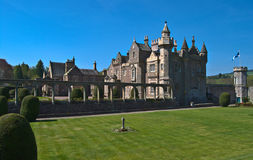Abbotsford House Royalty Free Stock Image