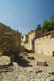 Abbotskloster av Cluny Arkivbilder