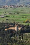 Abbotskloster av den forntida kloster för St vincent Royaltyfri Bild