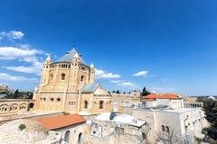Abbotskloster av Dormitionen Arkivfoto