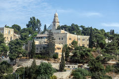 Abbotskloster av Dormitionen Royaltyfria Foton