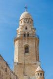Abbotskloster av Dormitionen Arkivbilder