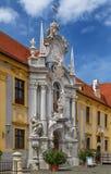 Abbotskloster av Durnstein, Österrike Royaltyfria Bilder