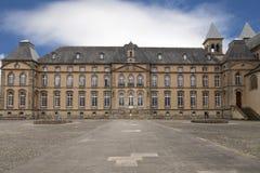 Abbotskloster av Echternach Arkivfoto