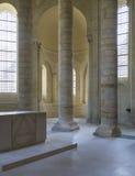 Abbotskloster av Fontevraud Arkivbild